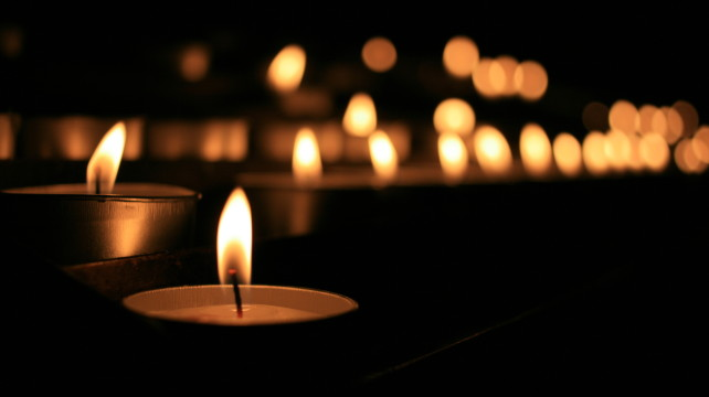 candles pic Midnight Praises